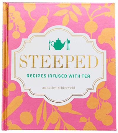 Steeped Cookbook