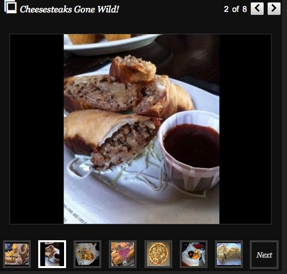 HuffPoFood- cheesesteak snapshot