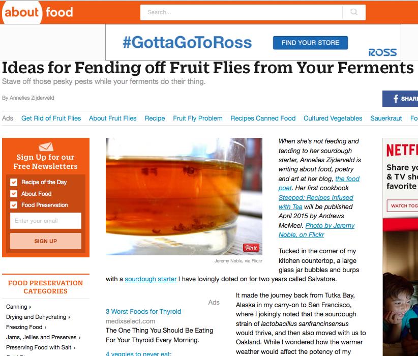 about- ferments